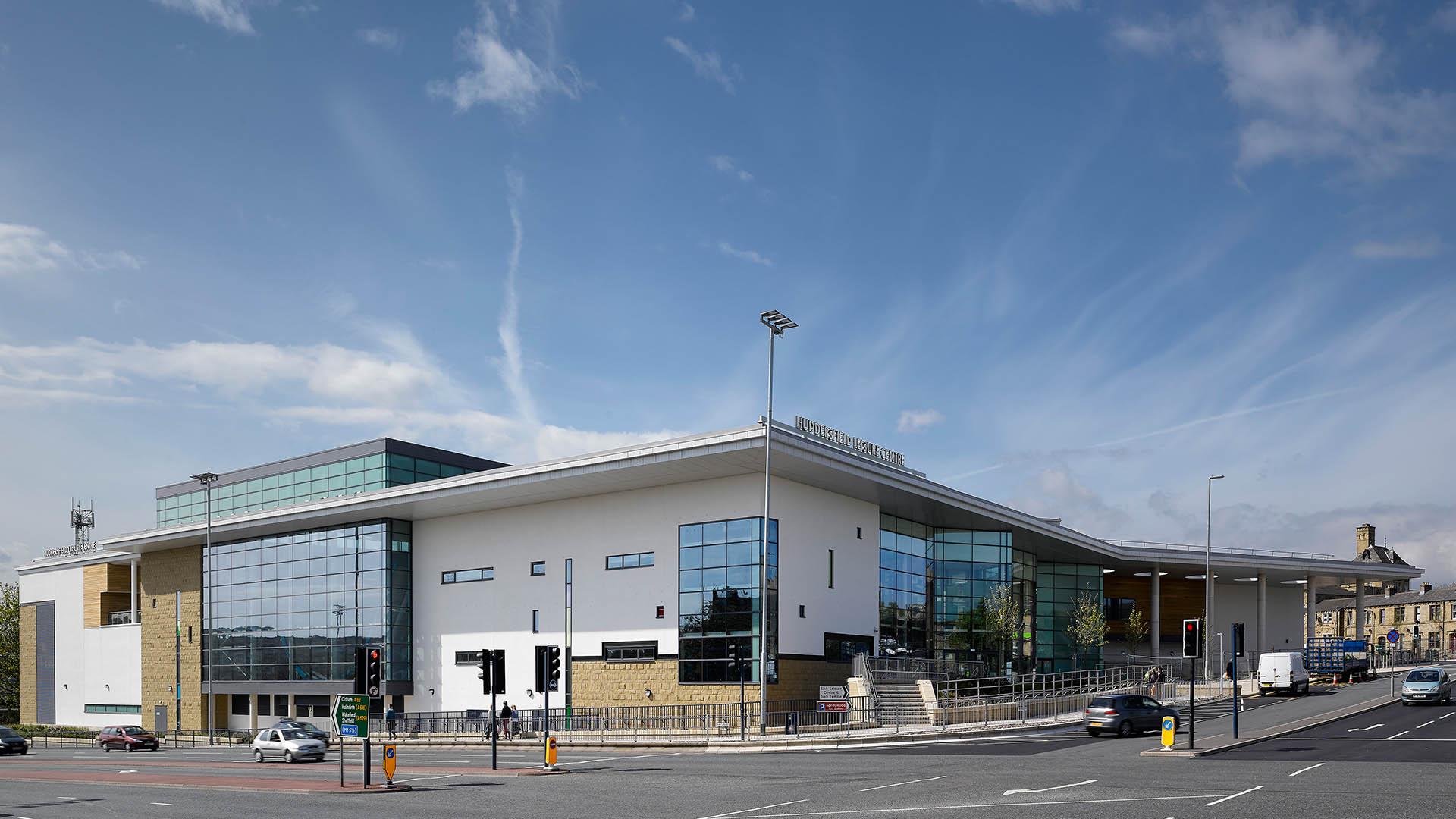 Image result for huddersfield leisure centre
