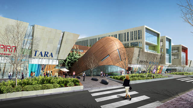 Retail Sectors Ahr Architects And Building Consultants
