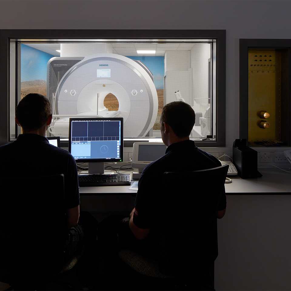 Advanced Building Consultants : Advanced imaging centre health ahr architects and